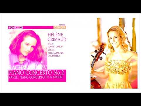 Hélène Grimaud & Sol Gabetta  BRAHMS Sonata for Piano and Violoncello No. 1 Op. 38 2.