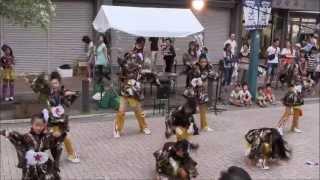 名古屋市北区大曽根のオゾンアベニュー(大曽根本通商店街)で毎年開催...