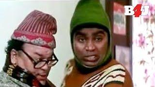 Johnny Lever Drinking With Razak Khan | Funny Scene | Daraar