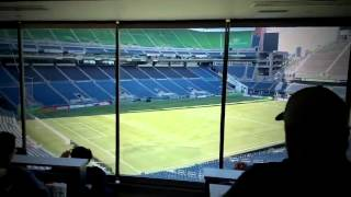 SEAHAWKS TV: Seahawk Stadium Tour!