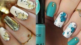 💜 Beautiful Nail Art Designs & Ideas 💜💜 BEST NAILS TUTORIAL #9