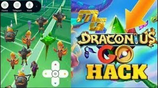 Draconius GO joystick hack