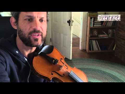 Toss the Feathers - Basic Fiddle Lesson