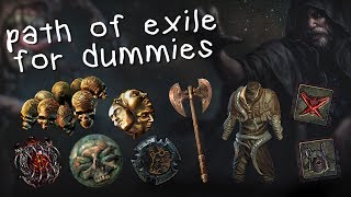 path of Exile for Dummies: An Introduction to PoE's Endgame