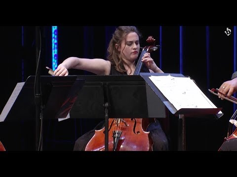 Astor Piazzolla - La Muerte del Angel (BoCoCelli Quartet)