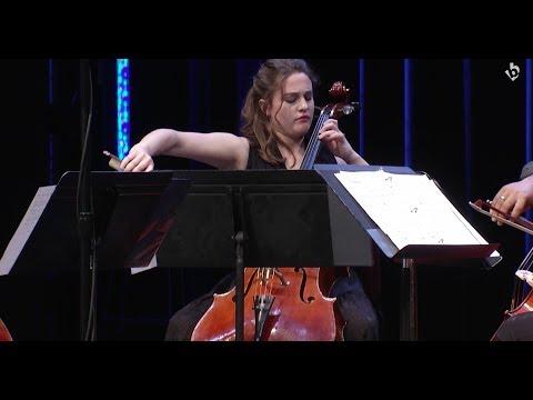 Astor Piazzolla  La Muerte del Angel BoCoCelli Quartet