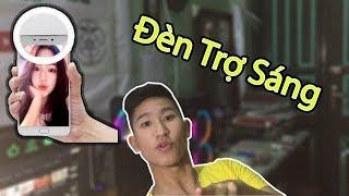 GATE - Đập Hộp Review Đèn Trợ Sáng Live Stream Vlogs - Đèn Led Trợ sáng - Đèn Selfie - Đèn Tự Sướng