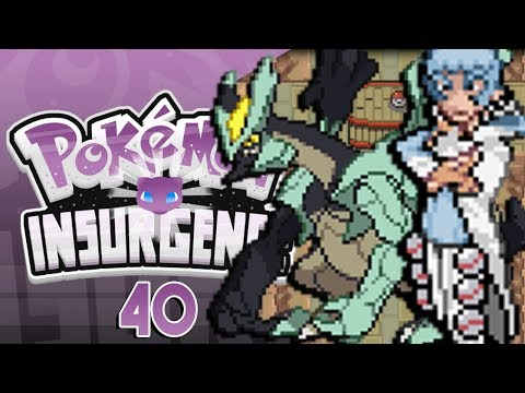 Pokemon Insurgence Part 40 THE RIDDLE! Pokemon Fan Game Gameplay Walkthrough