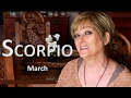 SCORPIO March Horoscope 2017 - Astrology. Fun, Joy & Happiness! - New Beginnings!