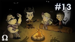 DON'T STARVE TOGETHER | #13 - NEVER TRUST MINX WITH A LIGHTER! (60fps)