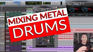 Mixing Metal Drums with David Gnozzi - Warren Huart: Produce Like A Pro