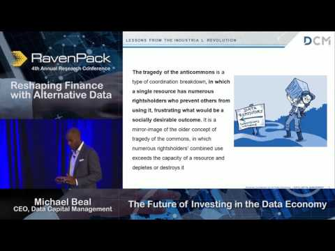The Future of Investing in the Data Economy