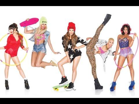 G R L  Talks About Pussycat Dolls, Nicole Scherzinger & Robin Antin
