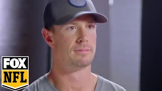 Matt Ryan interview with Erin Andrews before NFC Title Game | FOX NFL SUNDAY