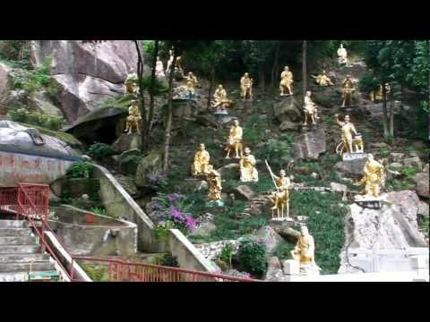 Hong Kong, Kowloon and New Territories attractions 香港九龍新界 2012