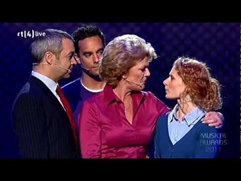 Next to normal - Een nieuwe dag - Musical Awards Gala 02-10-11 HD
