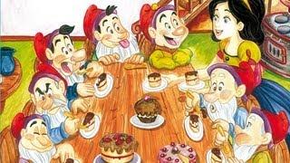 Blanca nieves y sus 7 enanitos cuento infantil en español