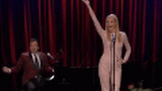 Gwyneth Paltrow Sings Broadway Versions of Hip Hop Songs With Jimmy Fallon