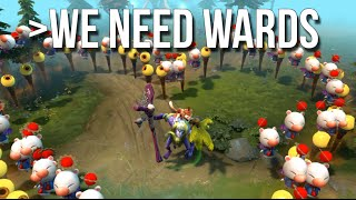 We Need Wards (Dota 2 Parody of Sugar)