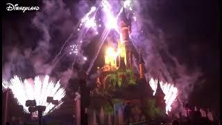 Disney IllumiNations Nighttime fireworks show Disneyland Paris
