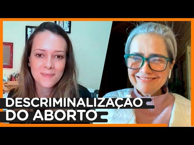 Conversas: Debora Diniz e a descriminalização do aborto