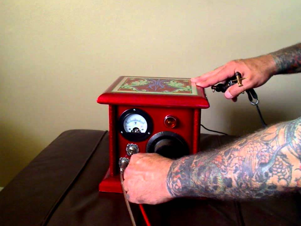 Custom Tattoo Power Supply May2012 Youtube