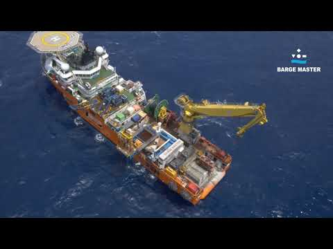 Barge Master and Large Diameter Drilling (LDD) floating deep water drill operation - extended