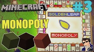 Minecraft Monopoly Gameplay - Let