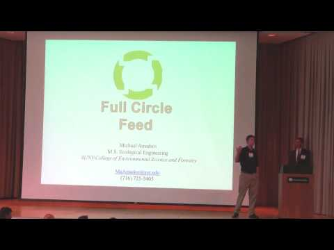 2012 Venture Forum One Minute Investor Pitches
