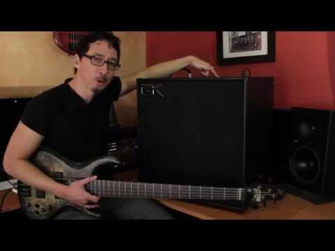 Gallien-Krueger MB410 Combo Demo by Norm Stockton