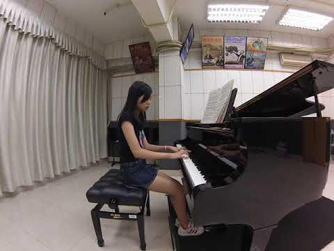 Chiu Zi Kei G7 2014 A2 Sonata K 279