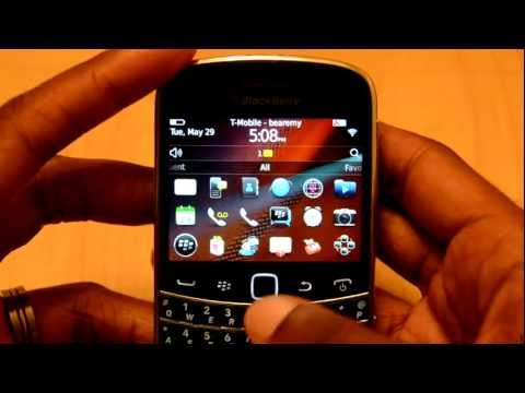 Blackberry Bold 9900 4G (T-Mobile) Review