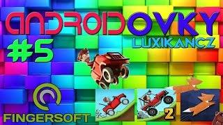 Androidovky - Androidovky - #5 ► Hill Climb Racing, Hill Climb Racing 2, Fast like a fox ►(CZ/SK) thumbnail