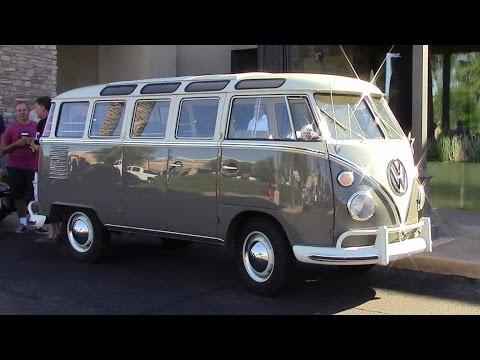 1963 Volkswagen 23 Window Deluxe Sunroof Microbus, Sold for $217,800.00 USD