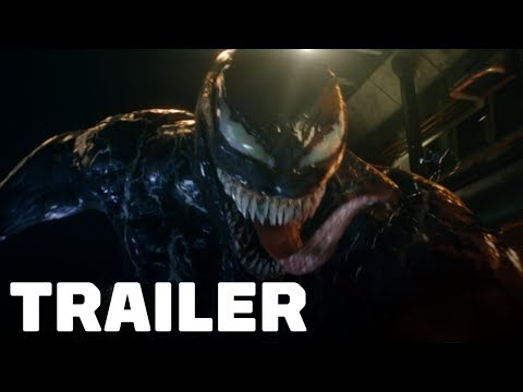 Venom International Spot 2018 Tom Hardy, Riz Ahmed