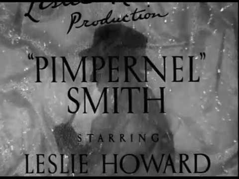 Pimpernel Smith 1941 WWII Movie