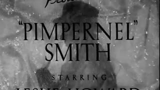 Pimpernel Smith 1941 WWII Spy Movie