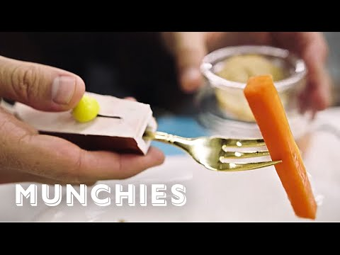 Food Hacking: Electric Fork