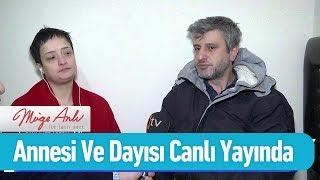 Pınar'ın annesi ve dayısı canlı yayında - Müge Anlı ile Tatlı Sert 24 Ocak 2020