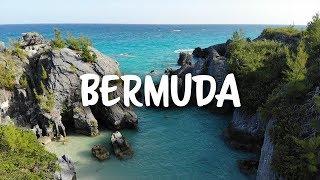 BERMUDA IN 4K   Travel Video