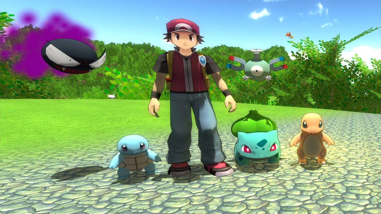 Pok mon mmo 3d youtube - Pokemon 3d download ...