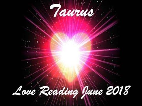 Taurus Love Reading June 2018 - NEW START, MOVING, JOB, LOVE AWAITS, HAPPY AT LAST