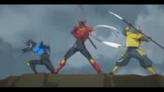 Chou Ken Sentai Blade Braver