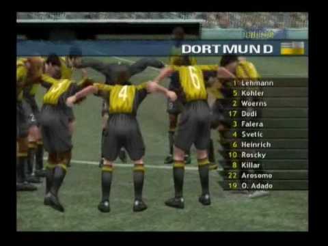 Pro Evolution Soccer (video game) - Wikipedia  Pes 2001