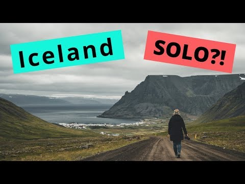 Why Iceland is good for Solo Travelers
