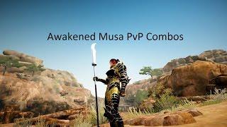 Short awakened Blader/Musa combo guide!