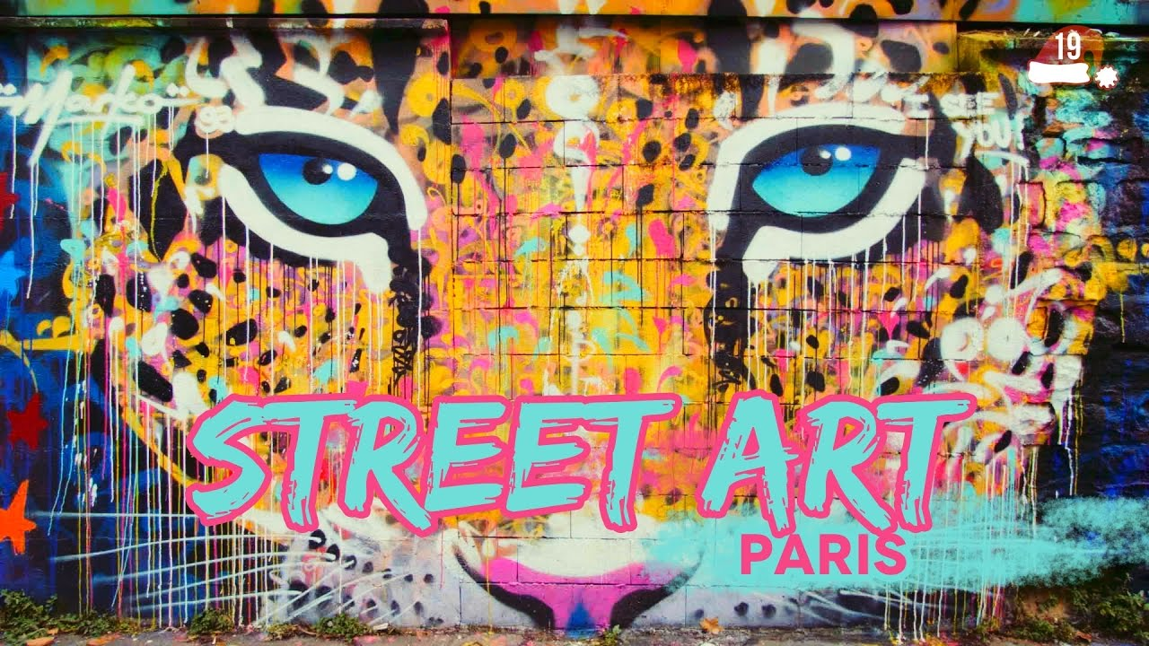 10 spots incontournables de street art youtube. Black Bedroom Furniture Sets. Home Design Ideas
