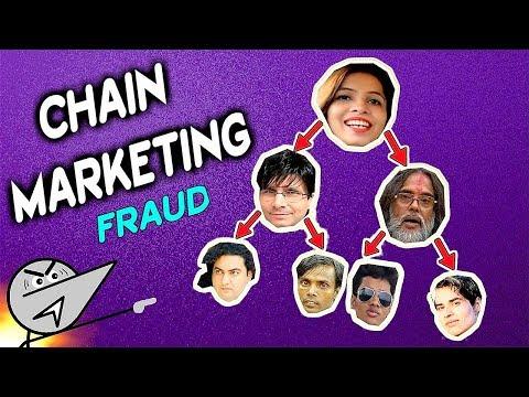 Network Marketing Fraud |  Chutiyagiri