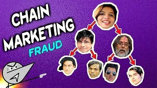 Network Marketing Fraud : Bakchodi | Angry Prash
