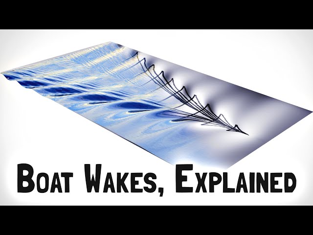 Why Do Boats Make THIS Pattern?